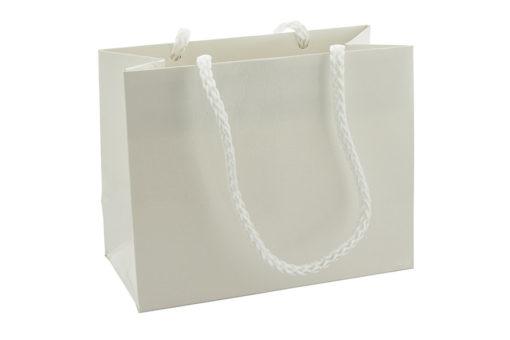 Bolsa blanca serie 145 - Joyería