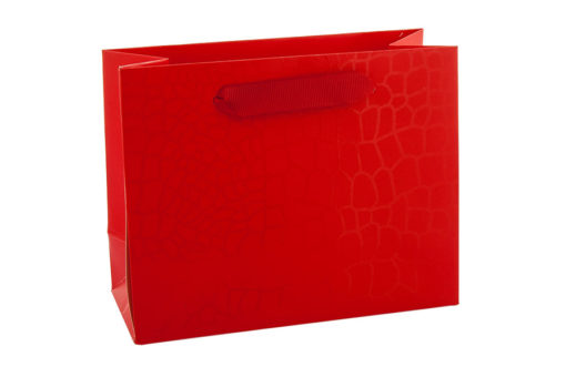 Bolsa rojo serie 135 - Joyería