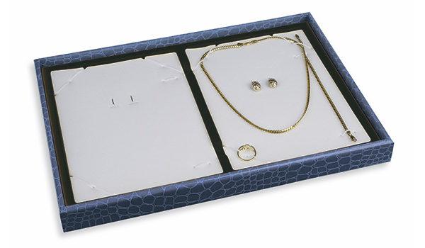 Bandeja 2 aderezos pulseras - Joyería